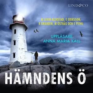 Hämndens ö (ljudbok) av Erik Eriksson, Margaret