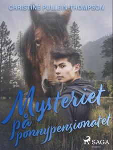 Mysteriet på ponnypensionatet (e-bok) av Christ
