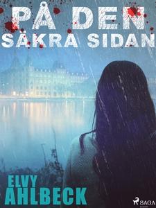 På den säkra sidan (e-bok) av Elvy Ahlbeck
