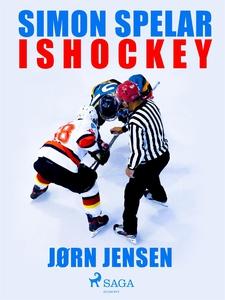Simon spelar ishockey (e-bok) av Jørn Jensen