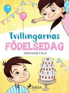 Tvillingarnas födelsedag (e-bok) av Ann Mari Fa
