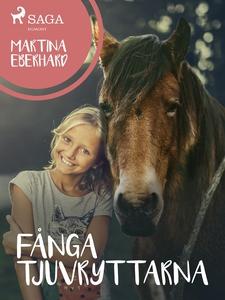 Fånga tjuvryttarna (e-bok) av Martina Eberhardt