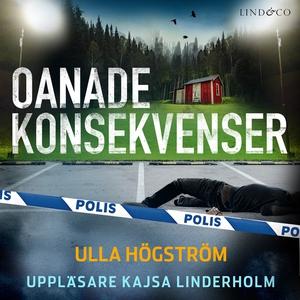 Oanade konsekvenser (ljudbok) av Ulla Högström