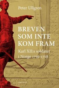 Breven som inte kom fram : Karl XII:s soldater