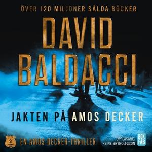 Jakten på Amos Decker (Reine Brynolfsson) (ljud