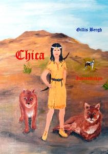 Chica: Indianflickan (e-bok) av Gillis Bergh