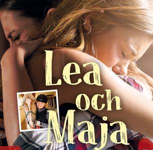Lea 1: Lea och Maja (ljudbok) av Helena Karlsso
