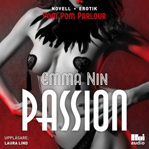 Passion (ljudbok) av Emma Nin