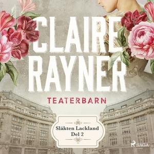 Teaterbarn (ljudbok) av Claire Rayner