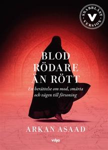 Blod rödare än rött (lättläst) (e-bok) av Arkan