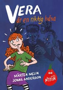 Mininypon - Vera är en riktig häxa (e-bok) av M