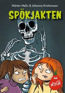 Mininypon - Spökjakten (e-bok) av Mårten Melin