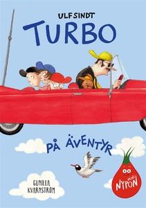 Mininypon - Turbo på äventyr (e-bok) av Ulf Sin