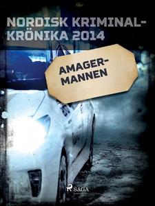 Amagermannen (e-bok) av Diverse författare