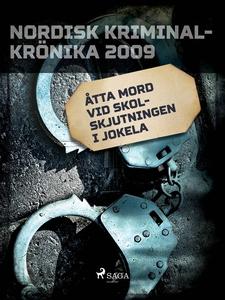 Åtta mord vid skolskjutningen i Jokela? (e-bok)