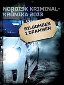 Bilbomben i Drammen