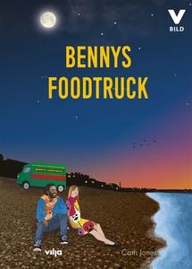 Bennys foodtruck (ljudbok) av Cath Jones, Mia U