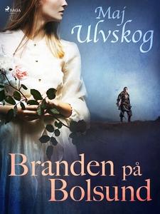 Branden på Bolsund (e-bok) av Maj Ulvskog