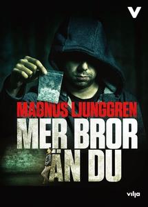Mer bror än du (ljudbok) av Magnus Ljunggren