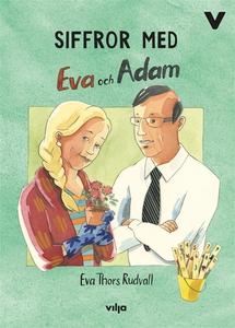 Siffror med Eva och Adam (ljudbok) av Eva Thors