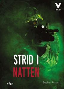 Strid i natten (ljudbok) av Stephen Rickard