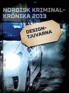 Designtjuvarna (e-bok) av Diverse författare