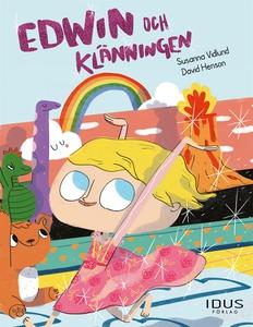 Edwin och klänningen (e-bok) av Susanna Vidlund