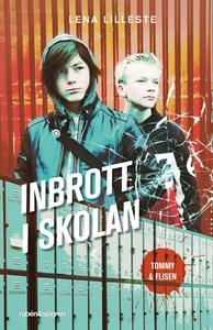 Inbrott i skolan (ljudbok) av Lena Lilleste