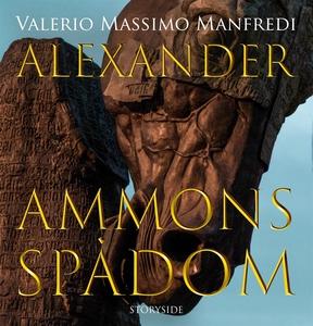 Ammons spådom (ljudbok) av Valerio Massimo Manf