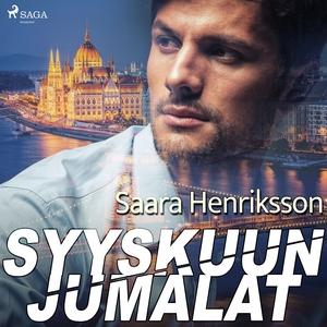 Syyskuun jumalat (ljudbok) av Saara Henriksson