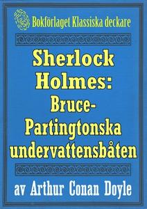 Sherlock Holmes: Äventyret med Bruce-Partington