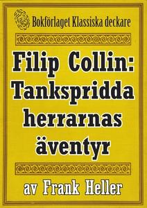 Filip Collin: De tankspridda herrarnas äventyr.