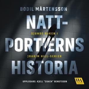 Nattportierns historia (ljudbok) av Bodil Mårte
