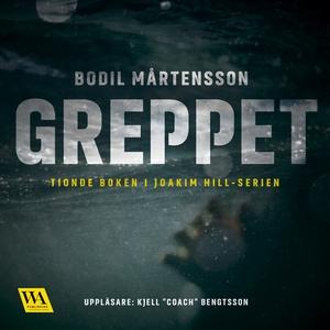 Greppet (ljudbok) av Bodil Mårtensson