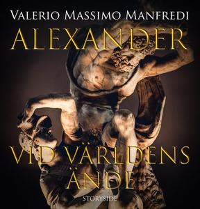 Vid världens ände (ljudbok) av Valerio Massimo