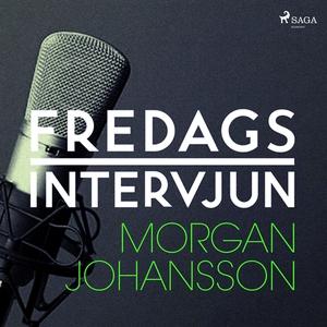 Fredagsintervjun - Morgan Johansson (ljudbok) a
