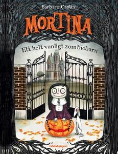 Mortina: ett helt vanligt zombiebarn (ljudbok)