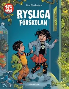 Rysliga förskolan (ljudbok) av Lina Neidestam