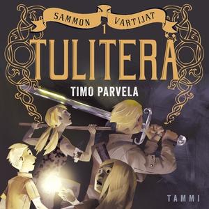 Tuliterä (ljudbok) av Timo Parvela