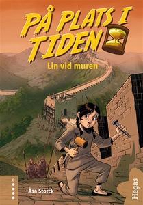 På plats i tiden 2: Lin vid muren (ljudbok) av