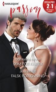 Rum för kärlek/Falsk förlovning (e-bok) av Cath