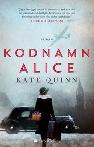 Kodnamn Alice (e-bok) av Kate Quinn