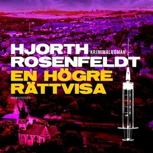 En högre rättvisa (ljudbok) av Hans Rosenfeldt,
