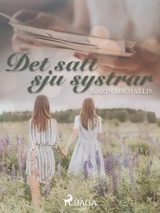 Det satt sju systrar (e-bok) av Karin Michaëlis
