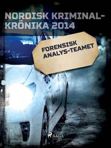 Forensisk Analys-teamet (e-bok) av Diverse förf