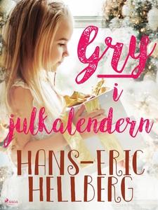 Gry i Julkalendern (e-bok) av Hans-Eric Hellber
