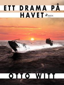Ett drama på havet (e-bok) av Otto Witt