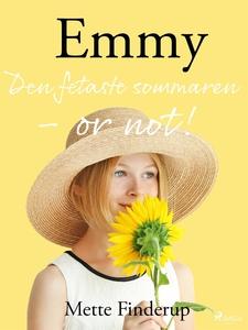 Emmy 3 - Den fetaste sommaren - or not! (e-bok)