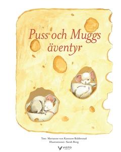 Puss och Muggs äventyr (e-bok) av Marianne von