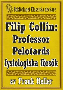 Filip Collin: Professor Pelotards fysiologiska